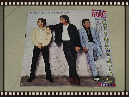 HUEY LEWIS AND THE NEWS / FORE! 紙ジャケ_b0042308_912193.jpg