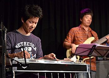 尾崎博志 plays バディー・エモンズ_e0103024_18020560.jpg