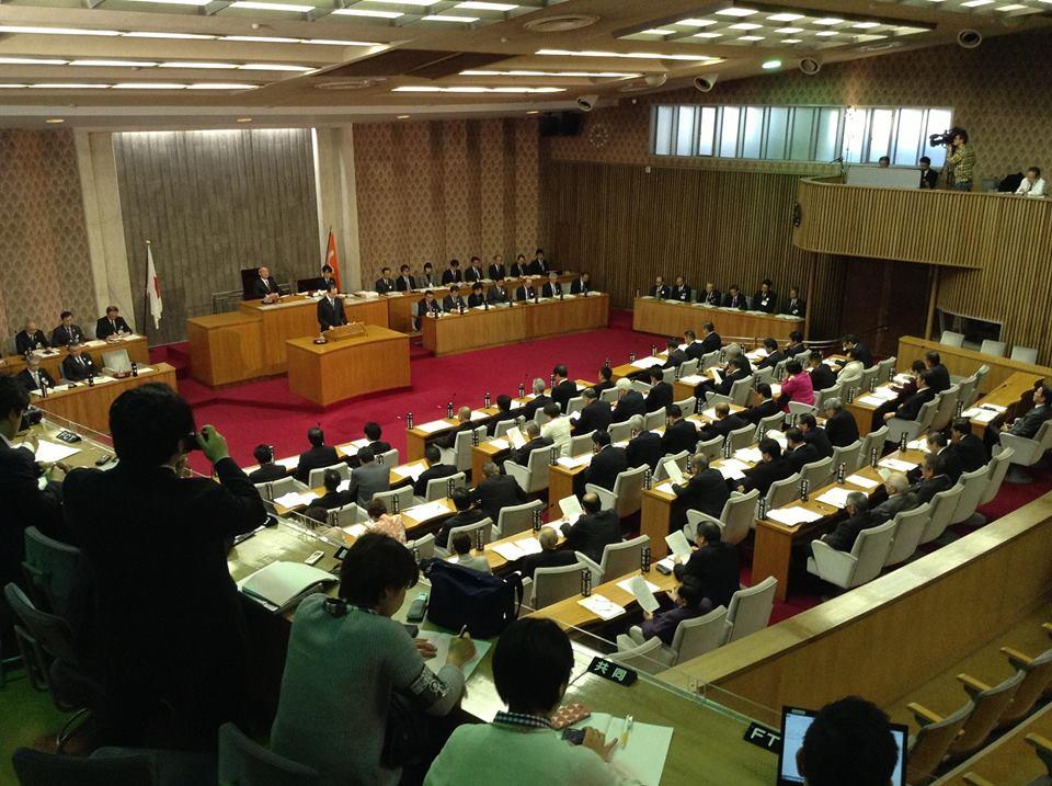 『 福島県議会9月定例会 』_f0259324_11342527.jpg