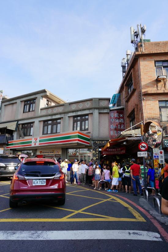 台湾旅行記(1) ノスタルジックな雰囲気の九份へ_d0098954_158268.jpg