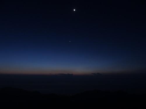 天柱石の夜明け_b0160957_13405479.jpg