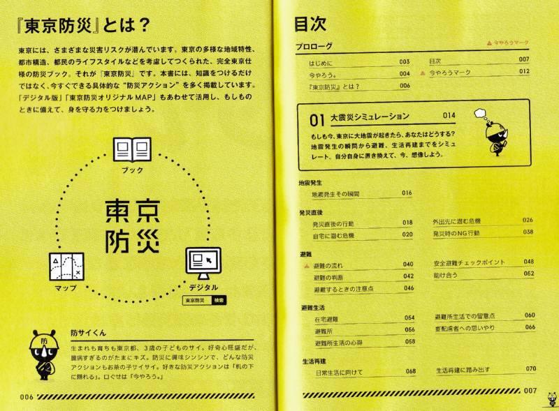 東京防災「今やろう、災害から身を守る全てを」_f0059673_22133296.jpg