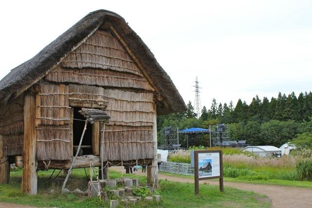 【三内丸山遺跡】青森旅行 - 6 -_f0348831_17460780.jpg