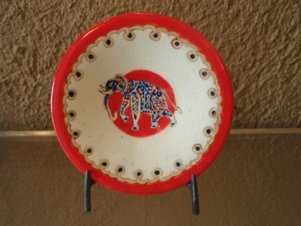 象のモチーフ 升たかさんのうつわ_b0132442_16121439.jpg