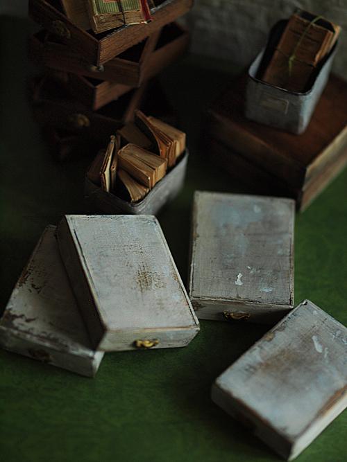 miniature* box いろいろ_e0172847_16474330.jpg