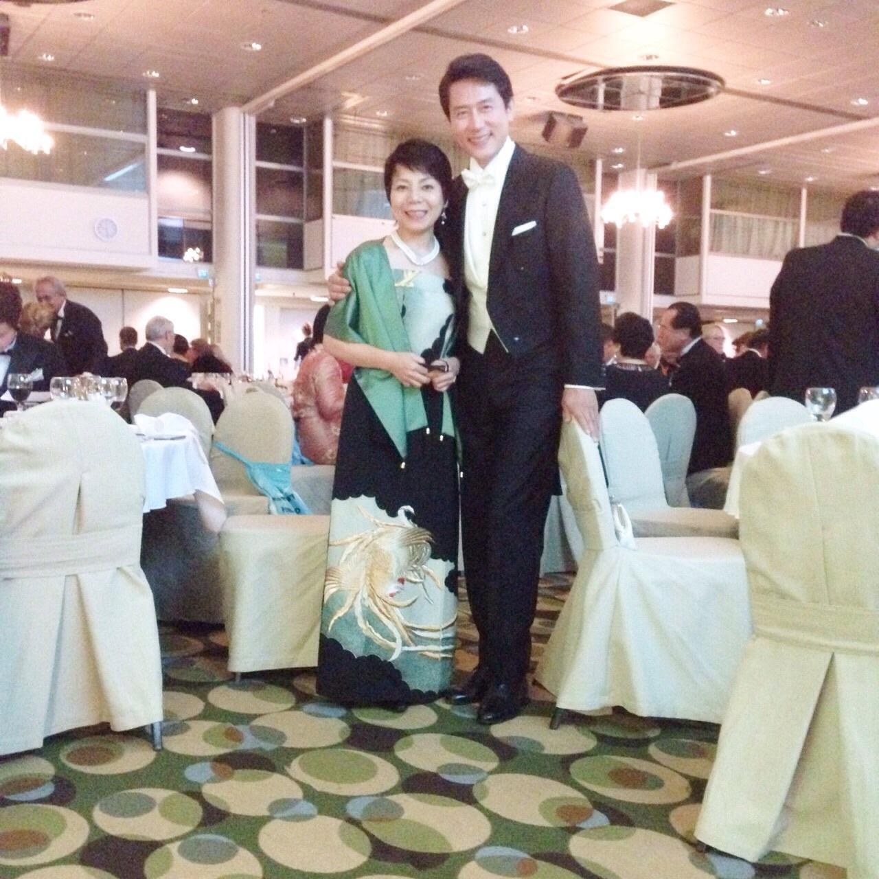 フィンランド世界大会で韓国のモデルさんと!_c0247853_03052840.jpg