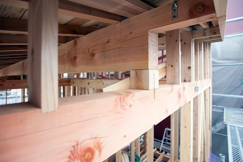 狭小地に建てるゆったり空間の家─その2─_a0163962_12162635.jpg