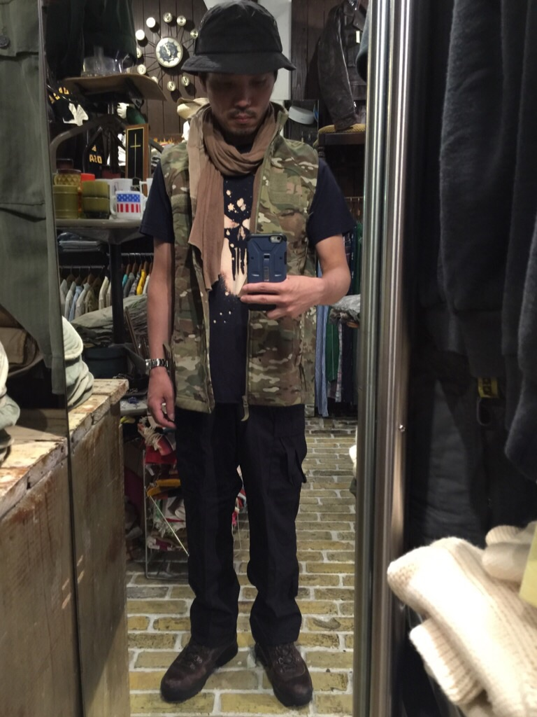 神戸店9/12(土)モダンミリタリー入荷!#3 US.Navy TypeⅢSetUp,US.NavyFlightDeck Boots!!!Part1_c0078587_14513569.jpg