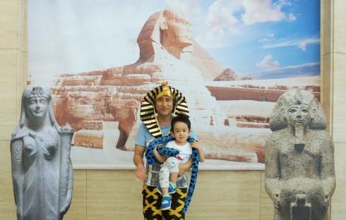 「クレオパトラとエジプトの王妃展」@東京国立博物館_f0006713_21453873.jpg