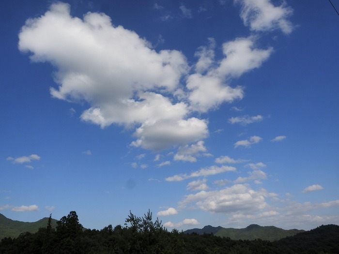 青空に白い雲_c0116915_0164695.jpg