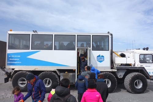 ラングヨークトルの氷河をくり抜いた氷河のトンネル・ツアー、詳細レポート_c0003620_16562665.jpg