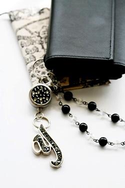 カルトナージュで喪の装いの為の小物づくり_b0048834_155914.jpg