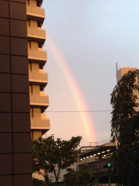 虹の日~光と希望と。~_b0298740_22132667.jpg