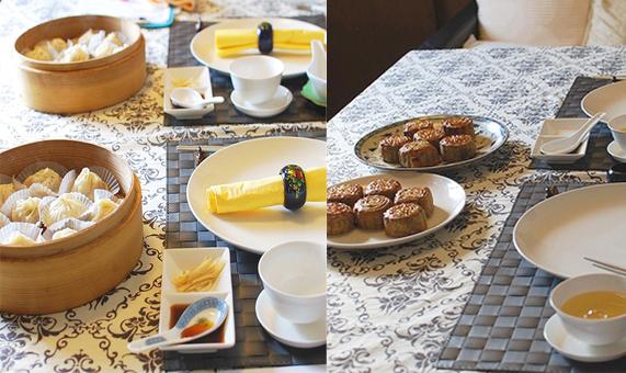 月餅、ショーロンポー、焼き餃子レッスン_a0175348_1914185.jpg