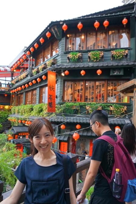 台湾旅行記(1) ノスタルジックな雰囲気の九份へ_d0098954_11294513.jpg
