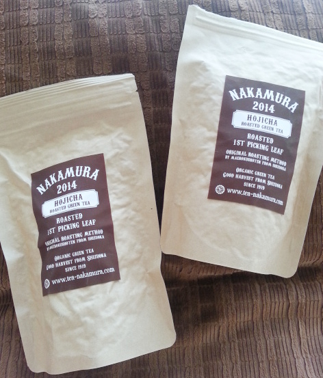 下町散歩♪「Nakamura Tea Life Store」@蔵前_b0051666_1411462.jpg