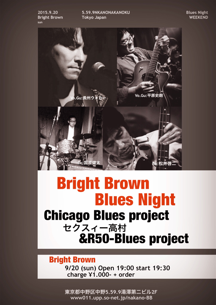 Bright Brown _e0228869_11574697.jpg
