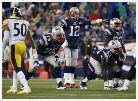 NFL開幕、ペイトリオッツ好発進、そして金曜プレミアム_d0183174_08525554.jpg