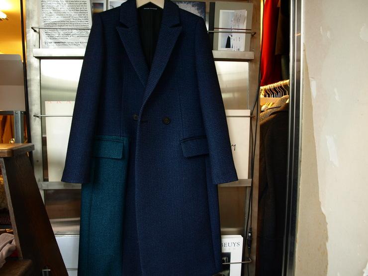 暖かく美しい!!uemulo munenoliの今シーズンのマスターピース的なコート『GAIA』_e0122680_13283187.jpg
