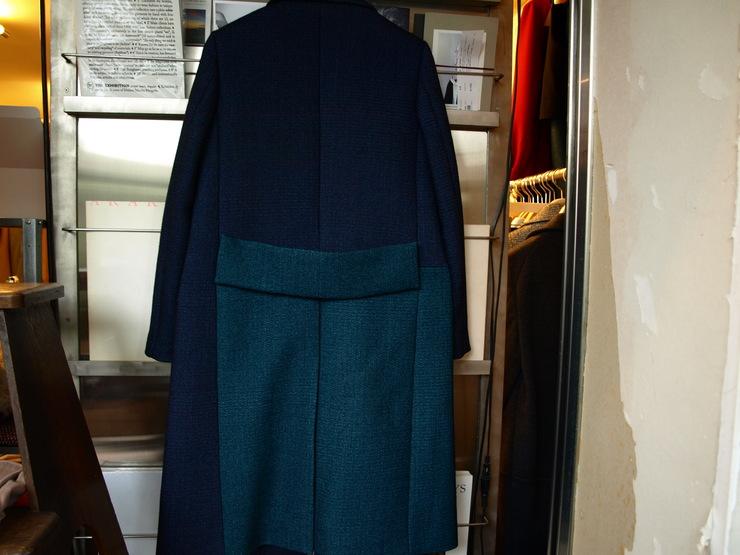 暖かく美しい!!uemulo munenoliの今シーズンのマスターピース的なコート『GAIA』_e0122680_1328642.jpg