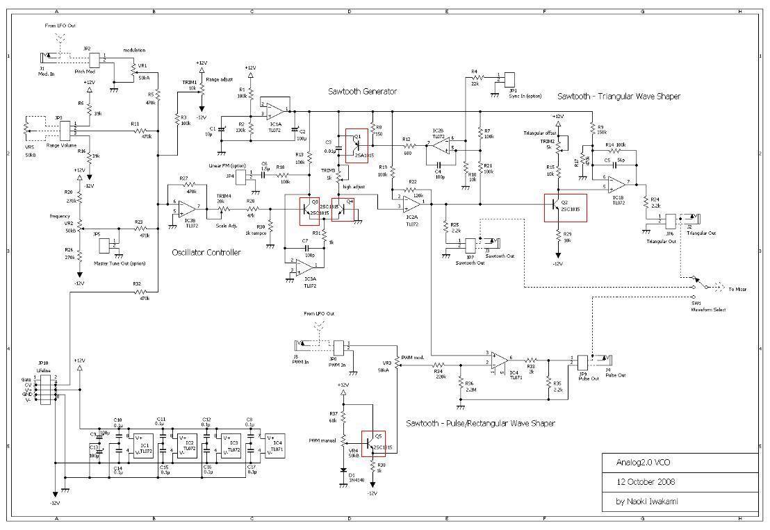 VCOの製作 不具合の原因 トランジスタのB-E間の電圧 その1_b0204981_20271843.jpg