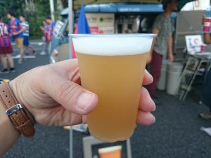TOKYO BEER PORTER @味の素スタジアム_b0042308_16275369.jpg