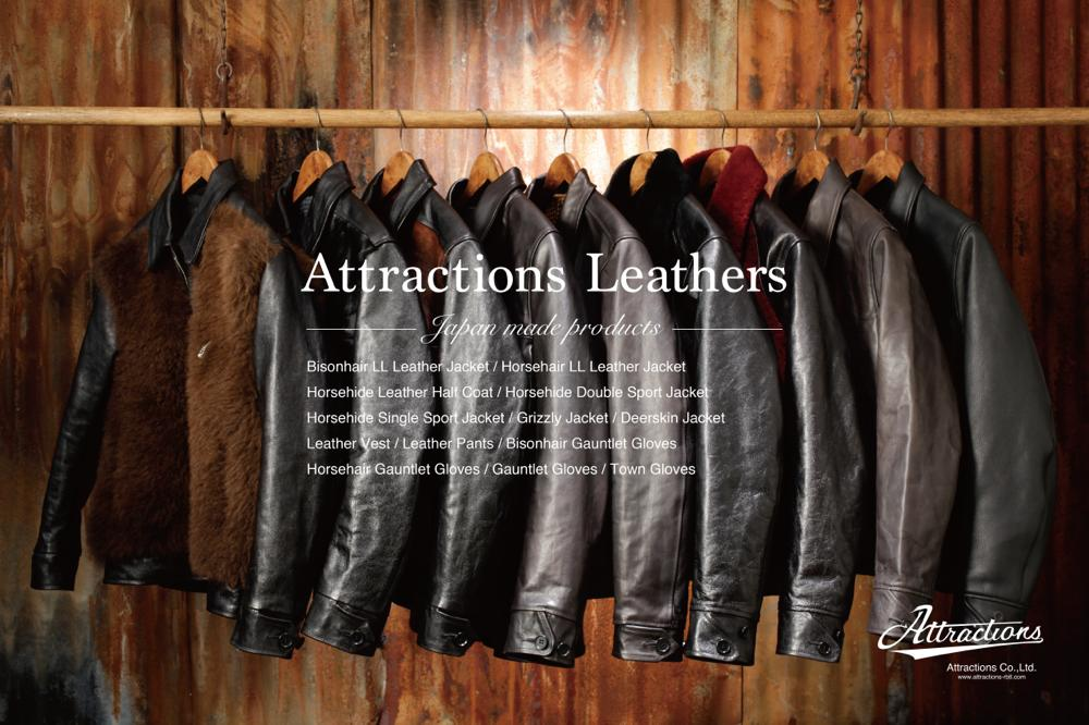 【Attractions】Grizzly Jacket_c0289919_13142114.jpg