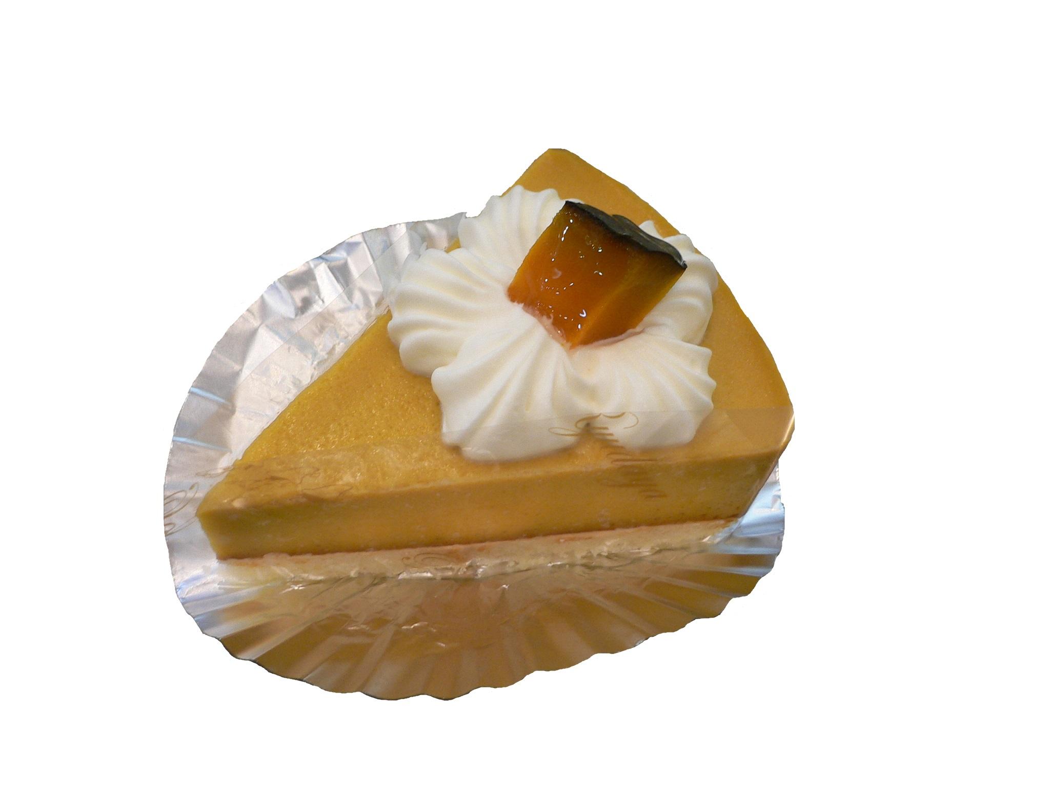かぼちゃのプディング♪_c0197734_1316772.jpg