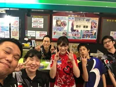 青山スポーツガーデンさんでのチャレンジ〰_b0259538_11155071.jpg