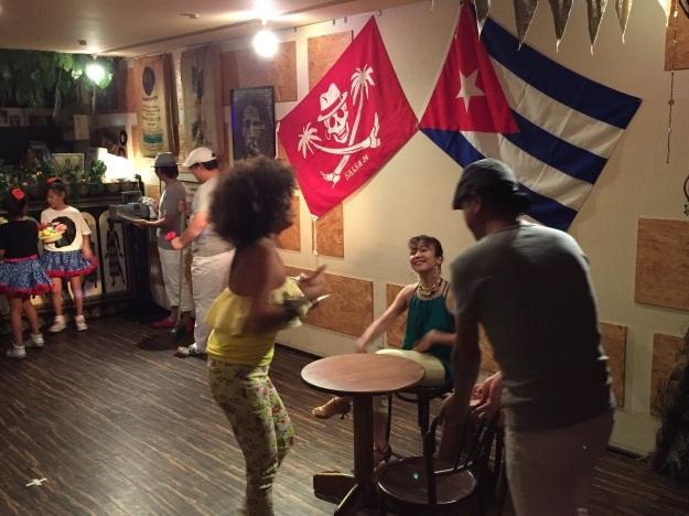 blog:刈谷の青空へ  #刈谷 #愛知 #キューバ #ソン #ダンス #カフェ_a0103940_10382255.jpg
