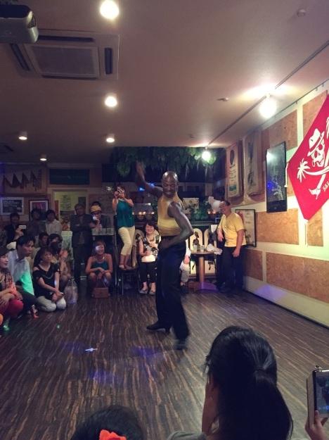 blog:刈谷の青空へ  #刈谷 #愛知 #キューバ #ソン #ダンス #カフェ_a0103940_10484167.jpg