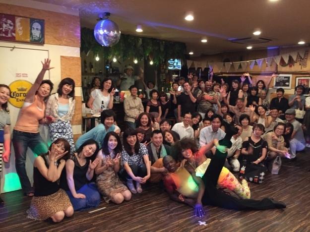 blog:刈谷の青空へ  #刈谷 #愛知 #キューバ #ソン #ダンス #カフェ_a0103940_10542505.jpg