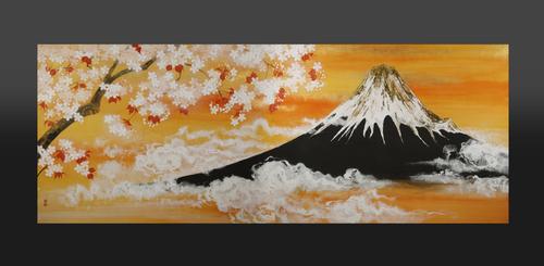 羽鳥の森の山桜_e0240147_19324612.jpg