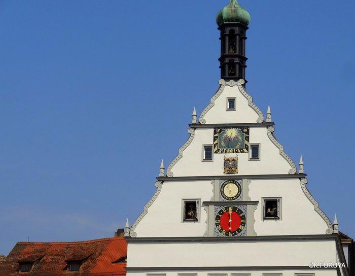 ドイツ9日間の旅 1  ローテンブルク_a0092659_13354075.jpg