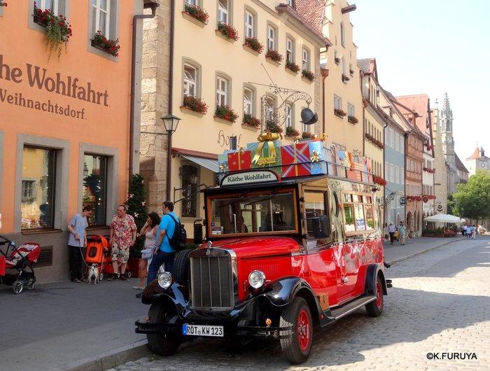 ドイツ9日間の旅 1  ローテンブルク_a0092659_1615093.jpg