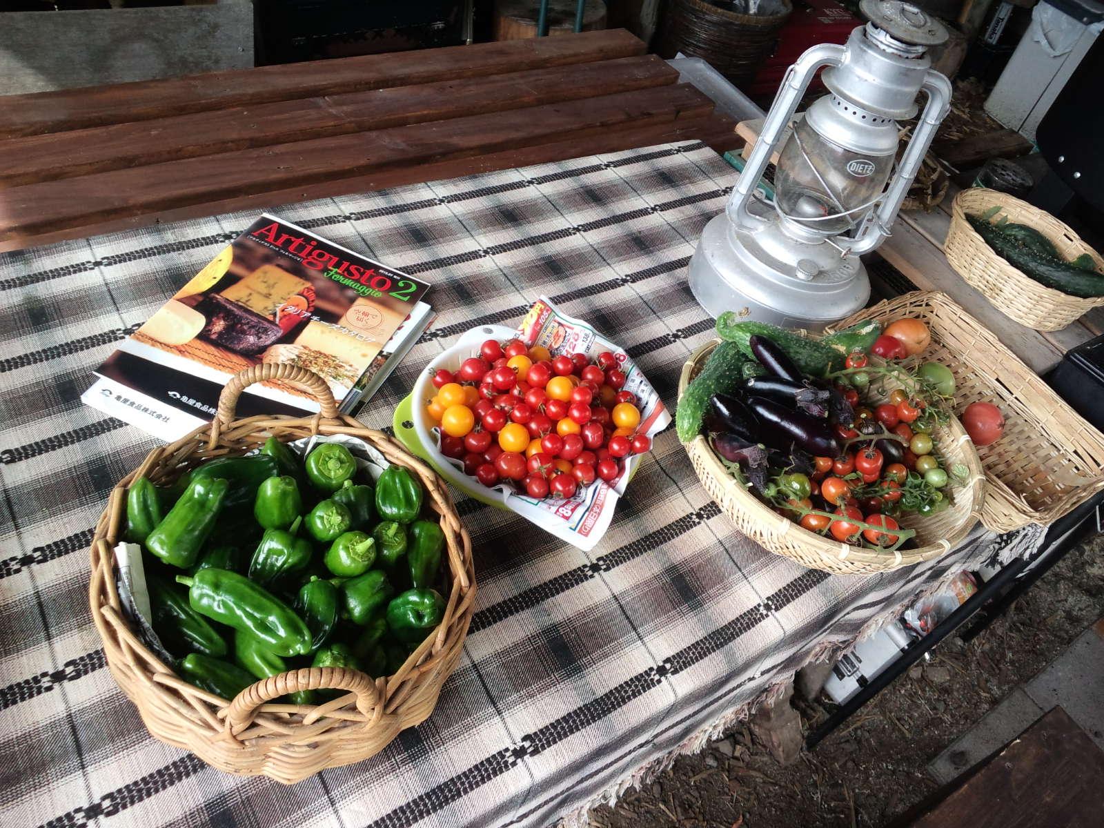 イタリア~ンな収穫祭_a0160770_1632694.jpg