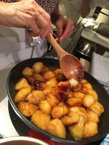 スペシャルLesson…マダムパスカルのフランス家庭料理_e0326573_06584535.jpg