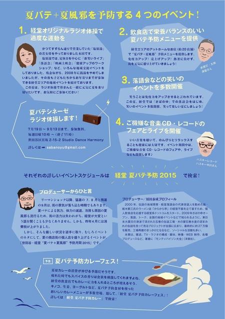 世田谷経堂「夏バテ・夏風邪」予防月間♩_f0053279_12345366.jpg