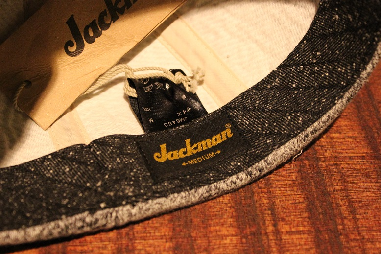"Jackman \""GG SWEAT CREWNECK & BASEBALL CAP\"" ご紹介_f0191324_9233391.jpg"