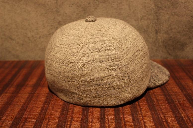 "Jackman \""GG SWEAT CREWNECK & BASEBALL CAP\"" ご紹介_f0191324_9241295.jpg"