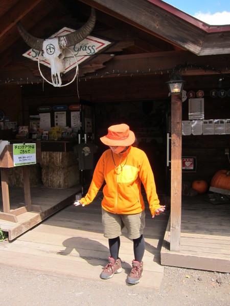 キャンプ日和と秋の空_b0174425_13211859.jpg