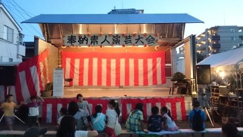 12日 府中熊野神社 祭礼にて♪_f0165126_07052179.jpg