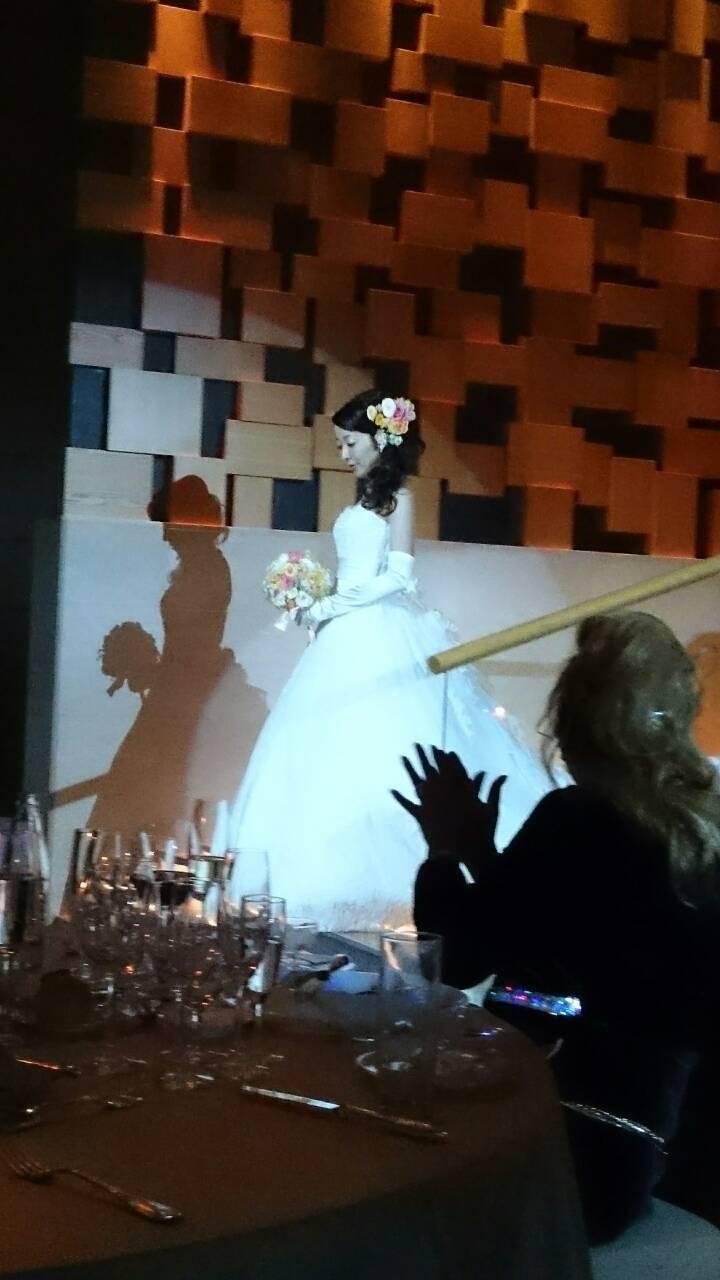 新郎新婦様からのメール プリザーブドブーケ椿山荘さまへ 結婚式は人 10月4日単発レッスンのご案内_a0042928_18382793.jpg