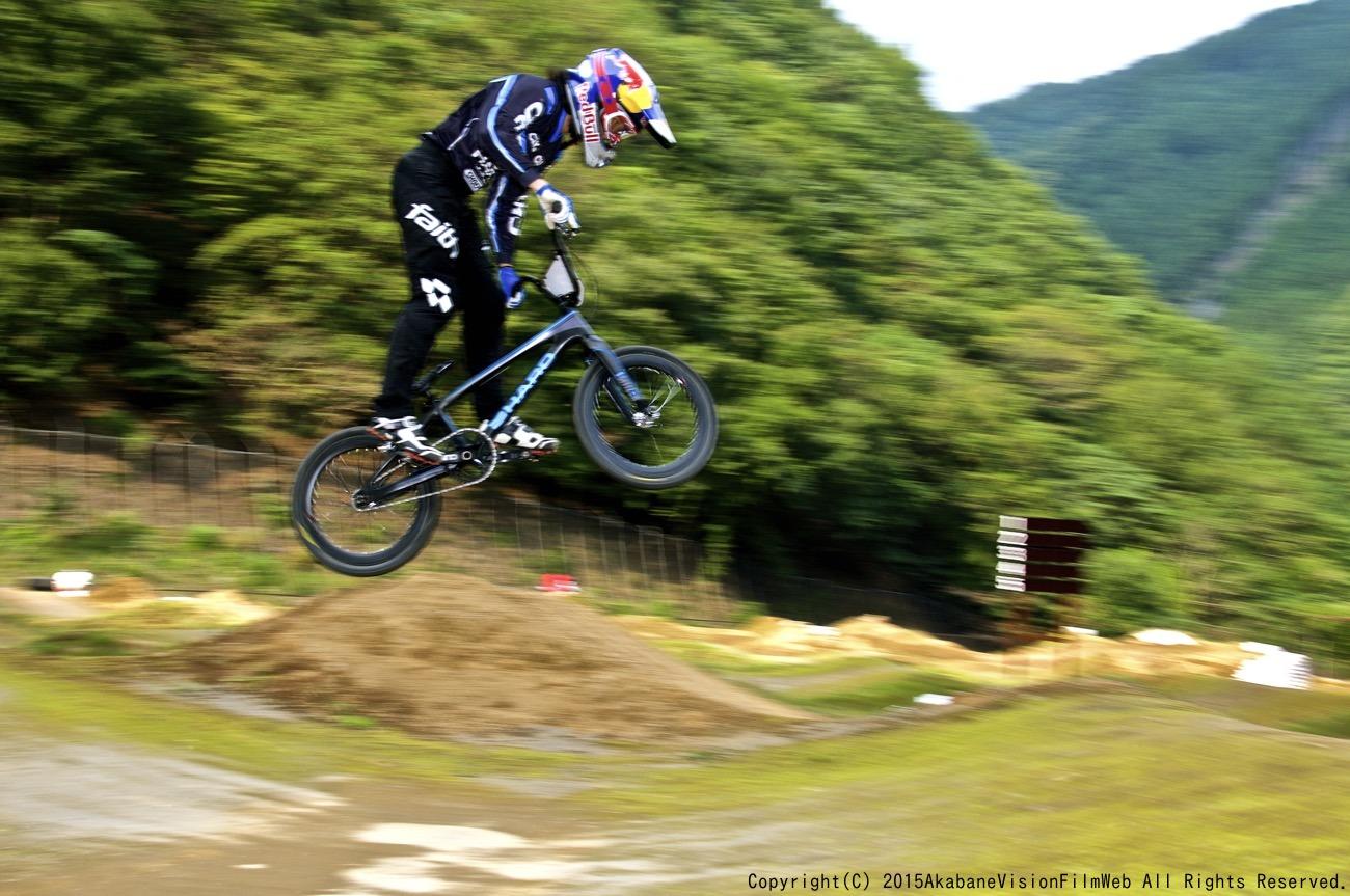 9月13日秩父滝沢サイクルパークの風景_b0065730_1851747.jpg