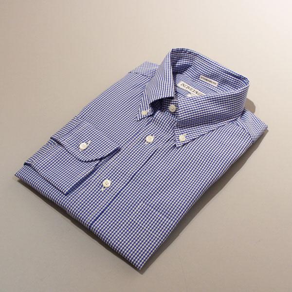INDIVIDUALIZED SHIRTS Small Gingham Check Shirt_c0196434_1525071.jpg
