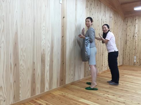 小泉進次郎復興大臣政務官とwood jod !〜いわて♡林業女子会〜_b0199244_6404360.jpg