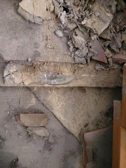 板橋区の高島平で雨漏り修理工事_c0223192_22184893.jpg