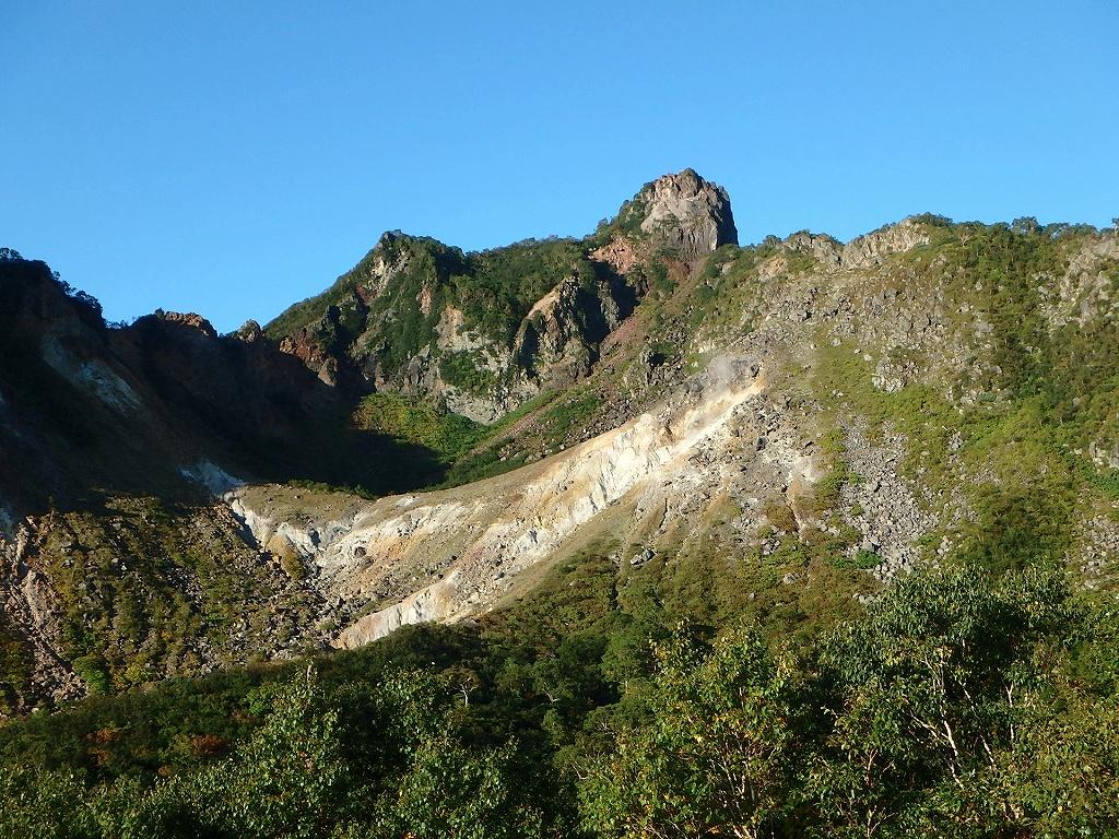 恵庭岳登山口付近の様子-Sさんからの写真-_f0138096_15372729.jpg