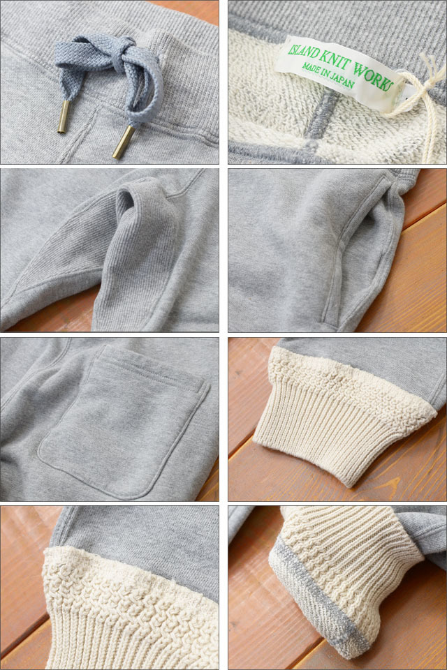 ISLAND KNIT WORKS [アイランドニットワークス] PLEASURE PT [IKW-P-04] MEN\'S_f0051306_17043963.jpg