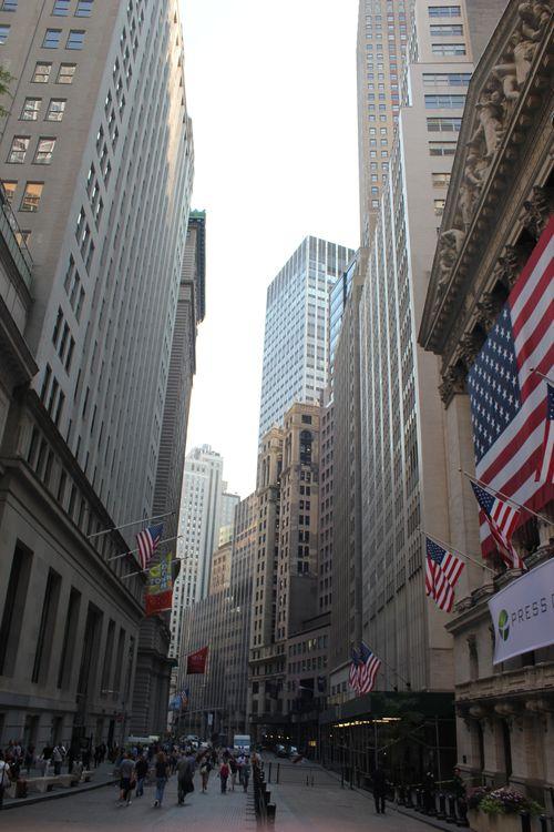 【15年9月NY旅行 ④ウォール街、NY証券取引所、トリニティ教会】_f0215714_1711692.jpg